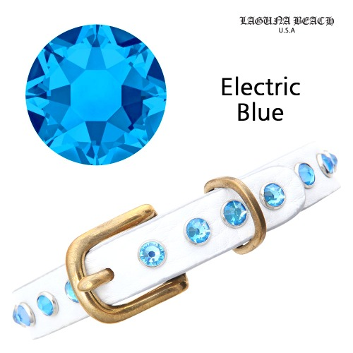 PUPPY JEWELRY Electric Blue