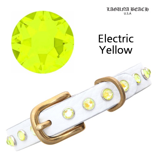 PUPPY JEWELRY Electric Yellow