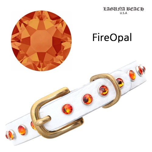 PUPPY JEWELRY FireOpal