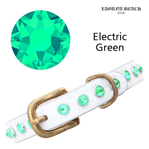 PUPPY JEWELRY Electric Green